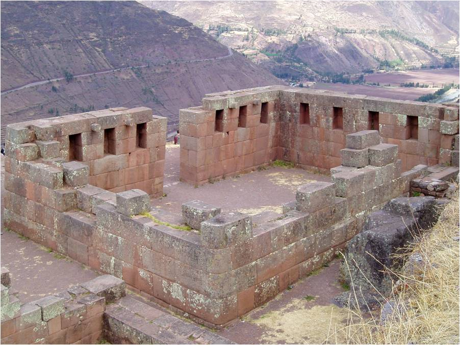 Incan art and architecture publish with glogster for Arquitectura quechua