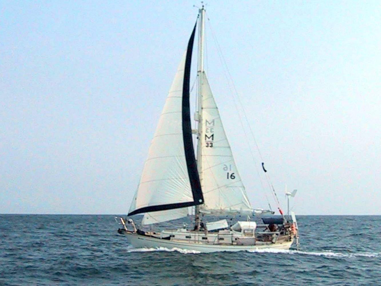 Practical Sailor Review of Mason 33